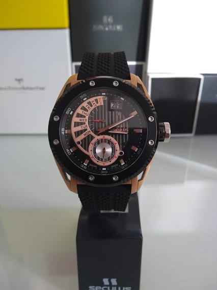 Relógio Seculus Série Swiss Made