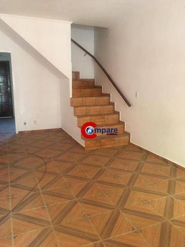 Imagem 1 de 13 de Sobrado À Venda, 70 M² Por R$ 350.000,00 - Vila Nova Mazzei - São Paulo/sp - So2246