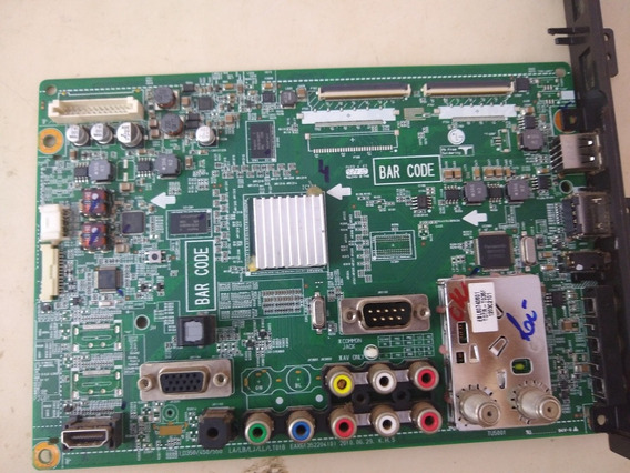 Placa Principal Da Tv Lg32ld460n