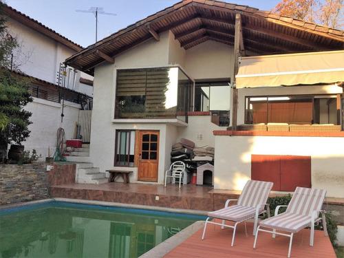Quinchamalí, Las Condes, Remodelada, Vistas, Gran Piscina