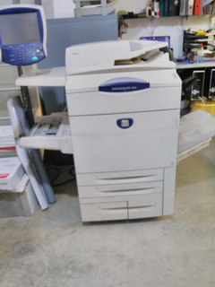 Xerox 252 - (fusor 110v) Fiery Incorporado - Para Revicion
