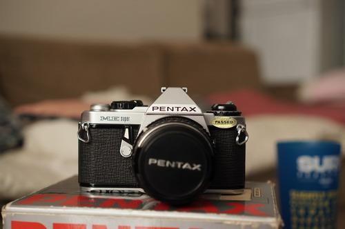 Camera Analogica Pentax Me Super