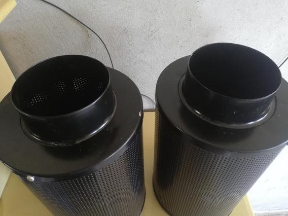 Filtro De Olor Indoor Carbon Activado