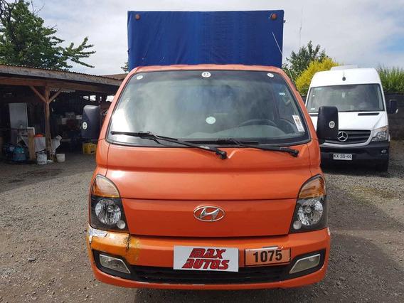 Camioneta Hyundai Porter Hr 2015