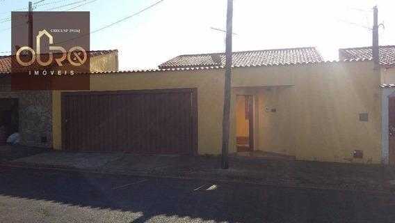 Casa Residencial À Venda, Jardim Noêmia, Franca. - Ca0252