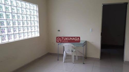 Casa À Venda, 179 M² Por R$ 531.000,00 - Vila Galvão - Guarulhos/sp - Ca0651