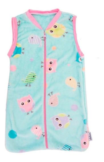 Sleeping Bag Para Bebe Chiquimundo Baby Buhos Costalito