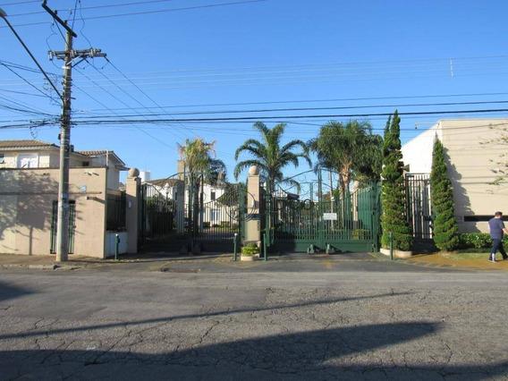 Sobrado Em Condomínio Fechado À Venda, , No Parque Renato Maia - Guarulhos/sp - So0442