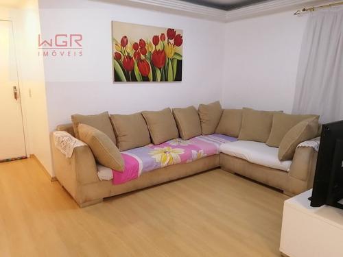Imagem 1 de 15 de Apartamento À Venda Na Vila Alpina - 125