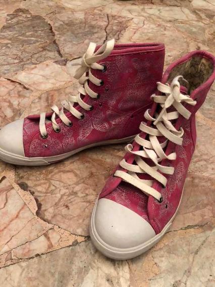 Zapatillas Rosa Niña Marca Ugg
