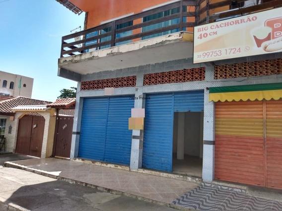 Imóvel Comercial A Venda, Em Frente A Rodovia Amaral Peixoto