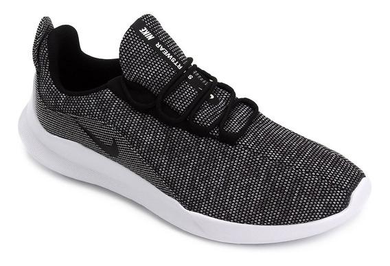 Tênis Nike Masculino Viale Premium - Cinza E Branco