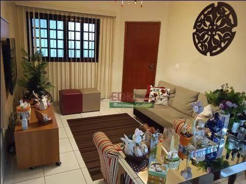 Imagem 1 de 20 de Sobrado Com 3 Dormitórios À Venda, 110 M² Por R$ 560.000,00 - Bosque Dos Eucaliptos - São José Dos Campos/sp - So2332