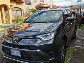 Toyota Rav4 2017 Como Nuevo