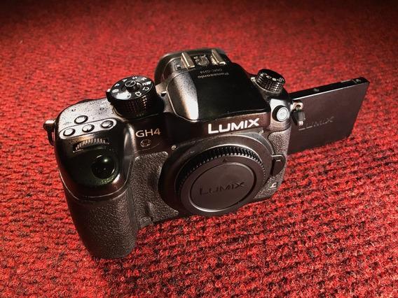Panasonic Lumix Gh4 Excelente Estado!