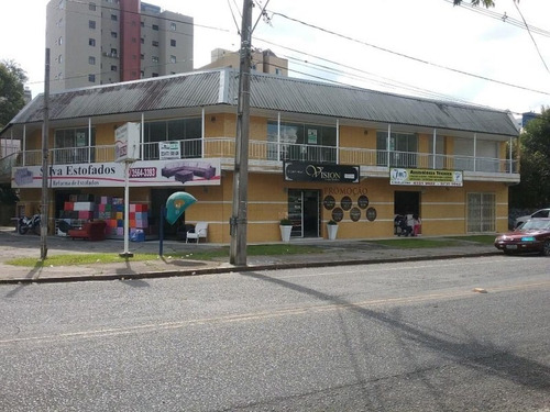 Conjunto Comercial À Venda, Água Verde, Curitiba. - Cj0004 - 34982815