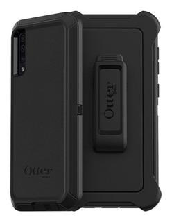 Funda Case Samsung A50 Otterbox Defender + Clip