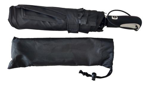 Paraguas Automático Grande Resistente Al Viento Elegante Pro