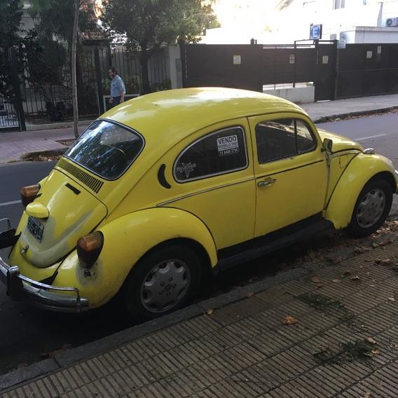 Volkswagen Escarabajo Fusca Brasileño 81 Titular