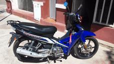 Vendo Yamaha Crypton Impecable