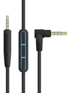 Cable Con Micrófono Control De Volumen Bose Quietcomfort35