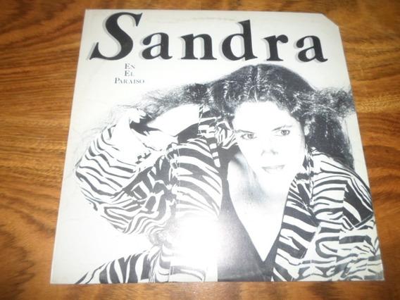 Sandra Mihanovich - En El Paraiso * Vinilo 1er Edición