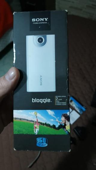Câmera Ação Sony Bloggie Full Hd 60fps