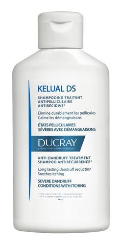 Shampoo Ducray Kelual Ds Descamativos X 100ml