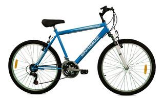 Bicicleta Enrique Mtb Vertigo Rodado 26 C /suspension Cuotas