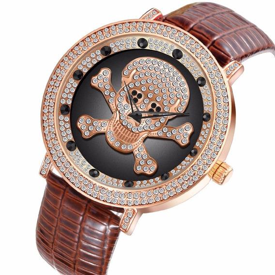 Relógio Feminino Skone 100% Original Envio Imediato.