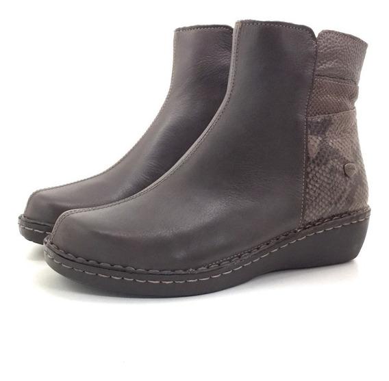 Cavatini 52-1593 Bota Cuero El Mercado De Zapatos!