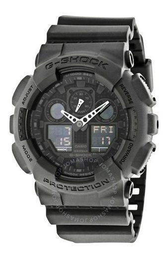 Relógio Casio Gshock Ga100-1a1 Original