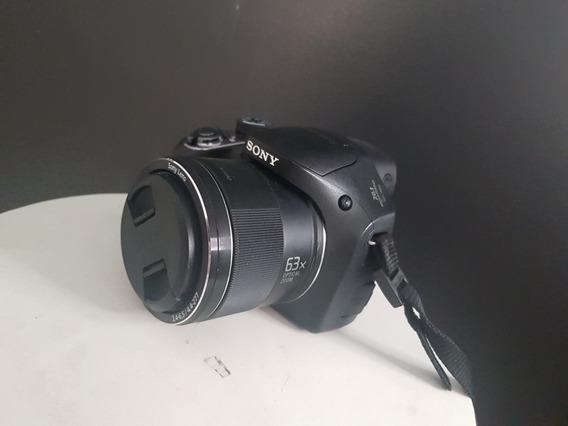 Camera Profissional Dsc-h400