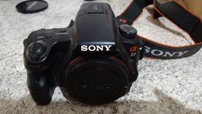 Câmera Sony A37 + Lentes + Brindes