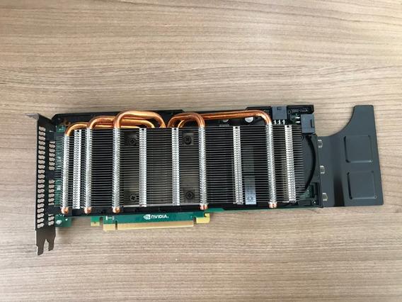 Placa Gpu Servidor Nvidia Tesla M2070 - 6gb Gddr5