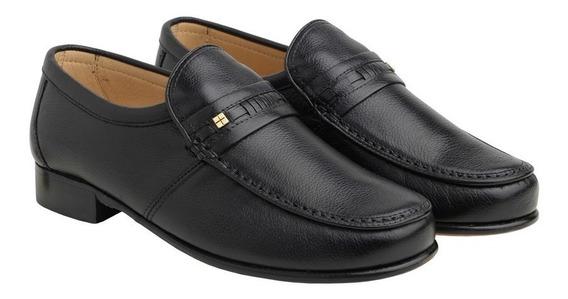 Zapatos Clasico De Hombre Cuero Vacuno Ringo 4055