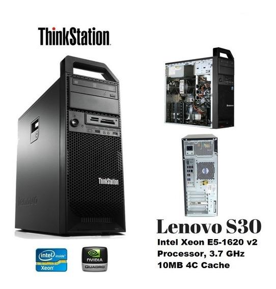 Lenovo S30 Servidor Diseño Gaming Alto Rendimiento Oferta!