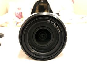 Lente Sony Alpha 18-250mm 3.5-6.3