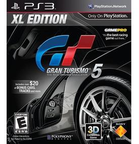 Gran Turismo Xl Edition Ps3 Jogo Blu-ray Físico Black Label