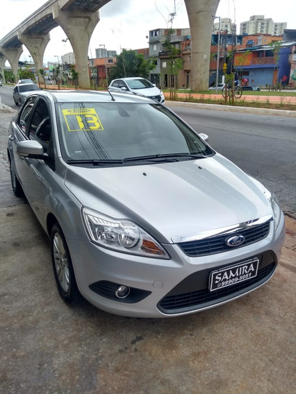 Ford Focus Sedan 2.0 Glx Flex Automatico Completo Barato Top