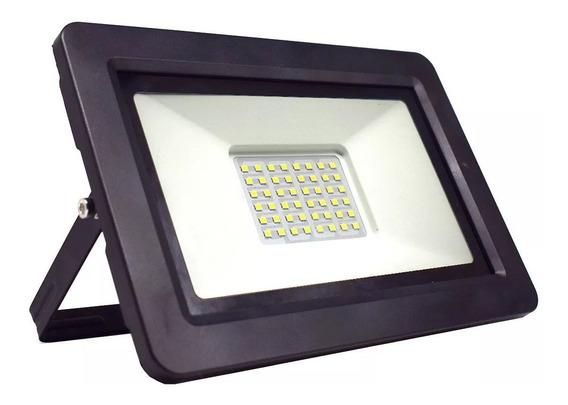 Kit 12 Refletor De Led - Holofote Branco Frio 100w - Bivolt