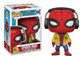 Funko Pop Spiderman 265 Homecoming Hombre Araña