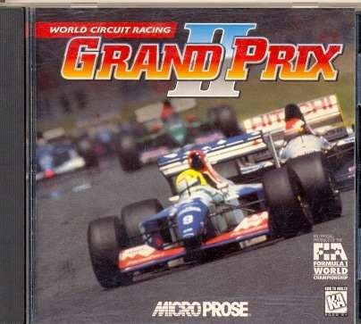 Pc Game Grand Prix 2 World Circuit Racing Original