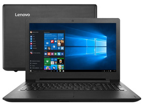 Notebook Lenovo Ideapad 110 Core I3 6100 4gb Ddr4 Hd 500gb