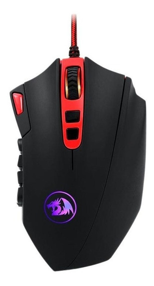 Mouse Redragon Gamer Perdition 2 - M901-1 (nfe + Garantia)