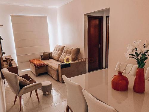 Imagem 1 de 16 de Apartamento 2 Vagas Vila Augusta - Ap2501
