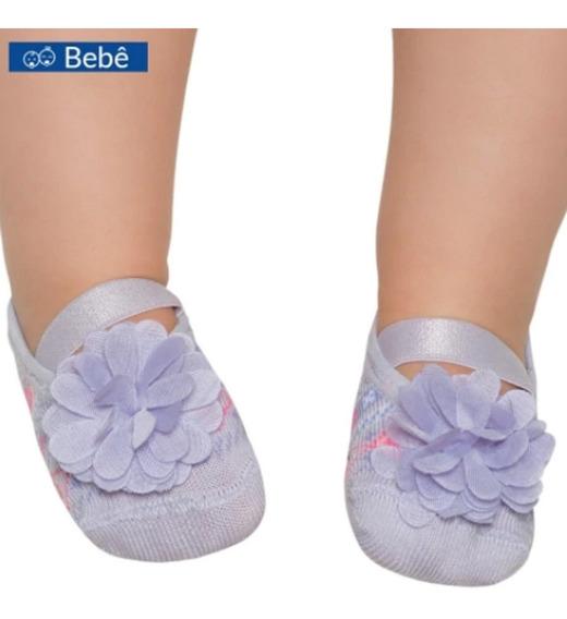 1 Par De Meia Puket Bebê Meninos/meninas Vários Modelos