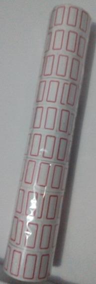 Etiqueta Tarjada Multiuso N°3 Pacote Com 10 Rolos