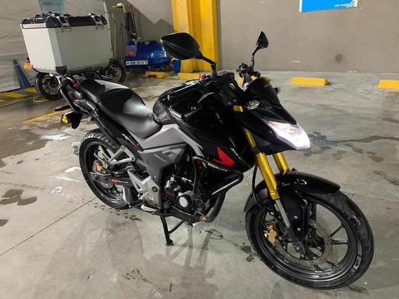 Moto Honda Cb190r
