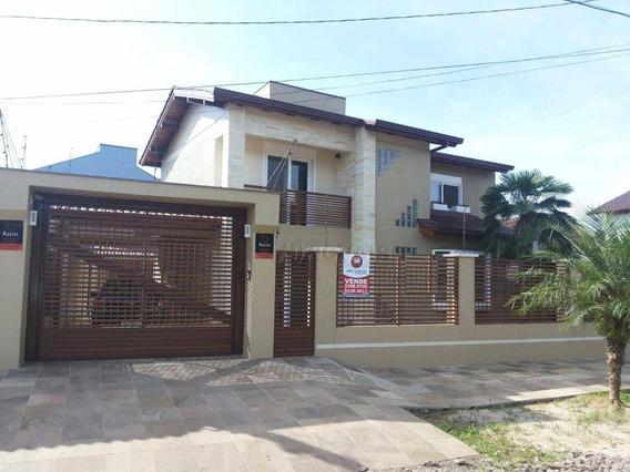 Casa Residencial À Venda, Centro, Sapiranga - Ca0899. - Ca0899